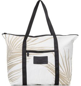 ALOHA COLLECTION ZIPPER TOTE