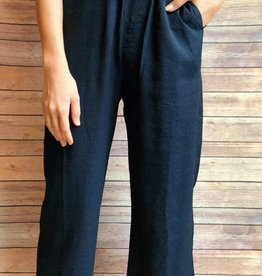 Loose Straight-Leg Pants