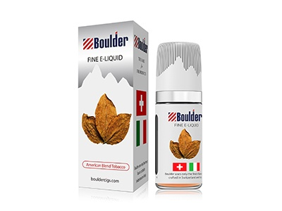 BOULDER DISCOUNT American Tobacco 0mg 10ml