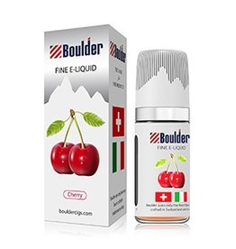 BOULDER DISCOUNT Cherry 18mg 10ml