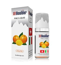 BOULDER DISCOUNT Citrus 0mg 10ml