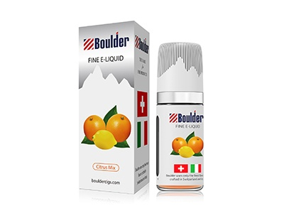 BOULDER DISCOUNT Citrus 0mg 10ml