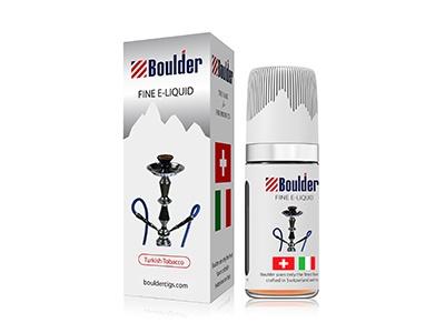 BOULDER DISCOUNT Turkish Tobacco 18mg 10ml