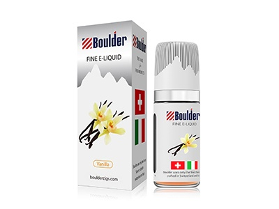 BOULDER DISCOUNT Vanilla 0mg 10ml
