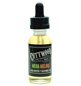 CUTTWOOD Mega Melons 3mg 15ml