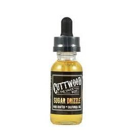 CUTTWOOD Sugar Drizzle 3mg 15ml