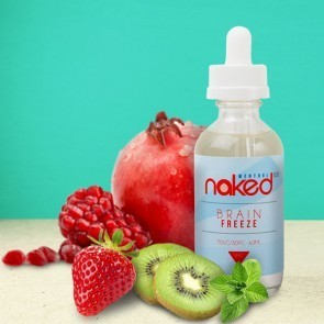 Naked 100 Brain Freeze 60ml 3mg