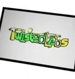 "Twisted Labs 24"" x 36"" Silicone Mat Black"