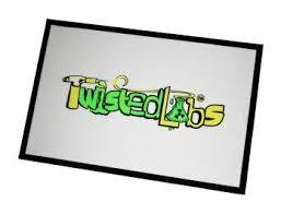"""Twisted Labs 24"""" x 36"""" Silicone Mat Black"""