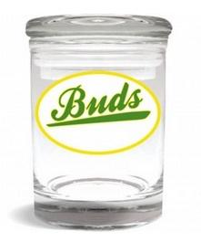 Stash Jar 170ml Buds