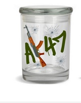 Stash Jar 170ml AK47