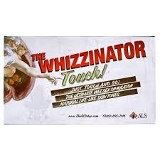Whizzinator White