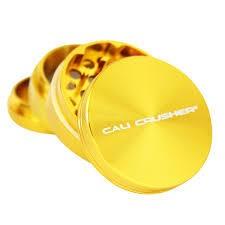 "CALI CRUSHER 2"" Hard Top 4pc Gold"