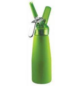 1 Pint Aluminum Dispenser Green Suede