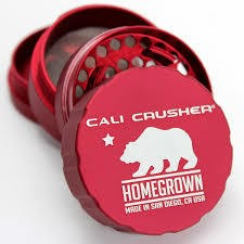 CALI CRUSHER Homegrown Hard Top 4pc Red