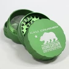 CALI CRUSHER Homegrown Hard Top 4pc Green
