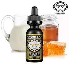 COSMIC FOG Milk & Honey 3mg 60ml