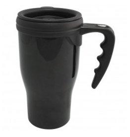 Black Travel Mug Securtiy Cansafe