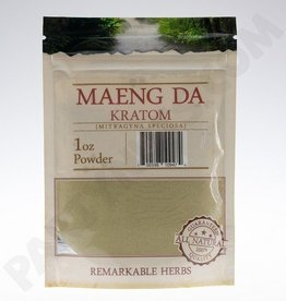 Remarkable Herbs Maeng Da Powder 1oz