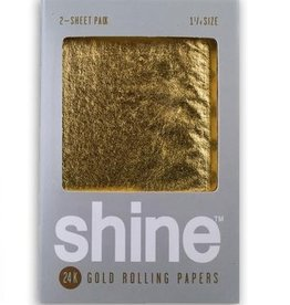 Shine 24K Papers 1 1/4 2pk