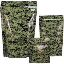 Lg Stealth Bag Green Camo