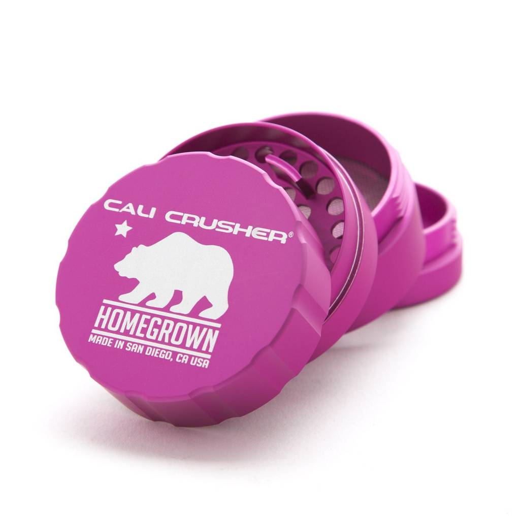 CALI CRUSHER Homegrown Hard Top 4pc Pink