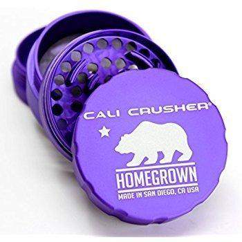 CALI CRUSHER Homegrown Hard Top 4pc Purple