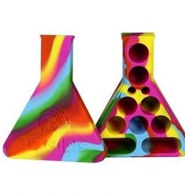 Twisted Labs Silicone Beaker Rainbow
