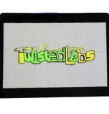 """Twisted Labs 8.5"""" x 12"""" Silicone Mat Black"""