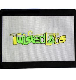 "Twisted Labs 8.5"" x 12"" Silicone Mat Black"