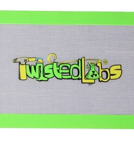 "Twisted Labs 8.5"" x 12"" Silicone Mat Green"