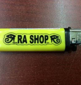 RA SHOP Yellow Lighter