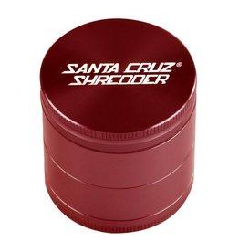 SANTA CRUZ SM Grinder Red 4pc 1 5/8