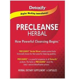 Detoxify Precleanse Herbal 6ct
