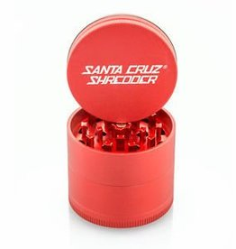 SANTA CRUZ Grinder MD Red 4pc 2 1/8""