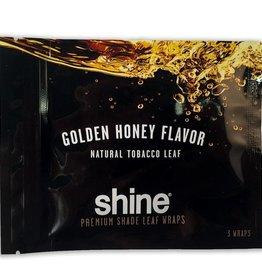 SHINE Premium Leaf Wrap Golden Honey