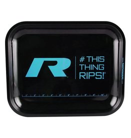 R-SERIES Roil Blue XXL Rolling Tray