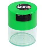 MiniVac 0.12 liter Green Cap/Clear Body