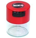 MiniVac 0.12 liter Red Cap/Clear Body