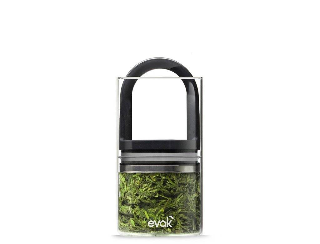 EVAK Medium Glass Jar 24oz.