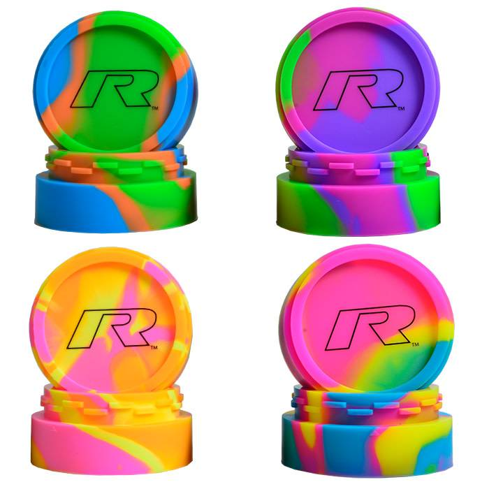 R-Series V2 Neon Silicone Jar 32mm