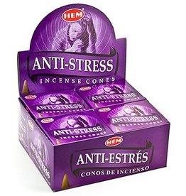 Hem 10pc Cones Anti Stress