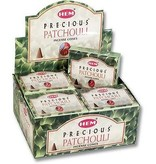 Hem 10pc Precious Patchouli Incense Cones