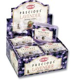 Hem 10pc Precious Lavender Incense Cones