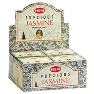 Hem 10pc Precious Jasmine Incense Cones