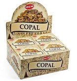Hem 10pc Copal Incense Cones