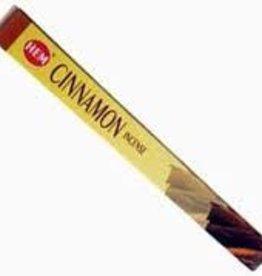 Hem 8g Incense Cinnamon