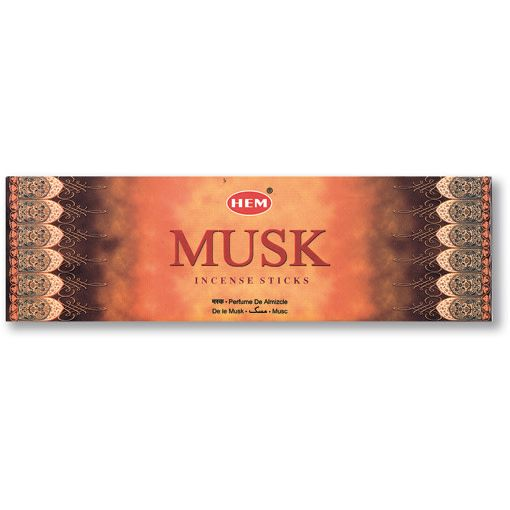 Hem 8g Incense Musk