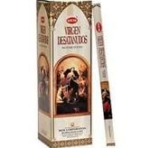Hem 8g Incense Virgen Desatanudos