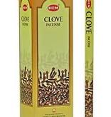 Hem 8g Incense Clove